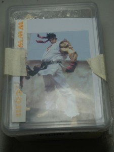 DSC05687 225x300 Simple Review of e2046 Garage kits   Street Fighter Ryu