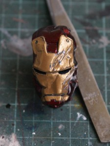 DSC06060 225x300 WIP: Iron man mk 3 crushed helmet part 2
