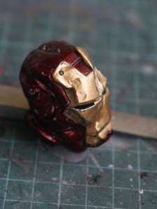 DSC06062 225x300 WIP: Iron man mk 3 crushed helmet part 2