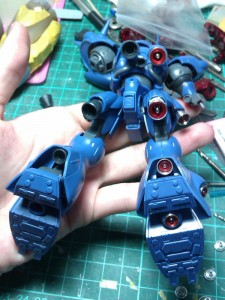 IMAG0936 225x300 WIP: HGUC Kampfer part 2