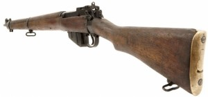 no4 mk1 3 9 300x140 1/6 scale Lee Enfield No.4 Mk1 rifle, painting wood grain effect.