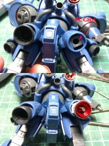 thruster2 225x300 WIP: HGUC Kampfer part 2