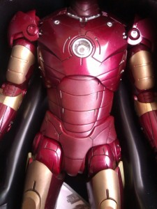 IMAG0393 225x300 Hot Toys Iron Man mk 3 repaint part 1