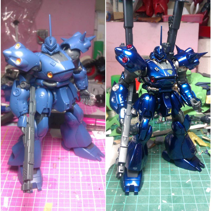comparison WIP: HGUC Kampfer part 5